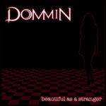Single Cover of Beautiful As A Stranger by Dommin