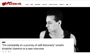 Alterock Interview With Kristofer Dommin