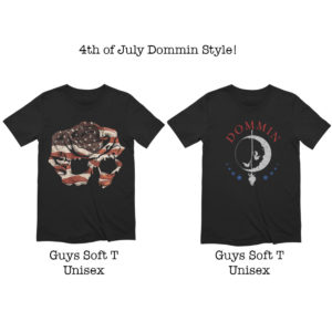 Dommin 4th of July Shirts